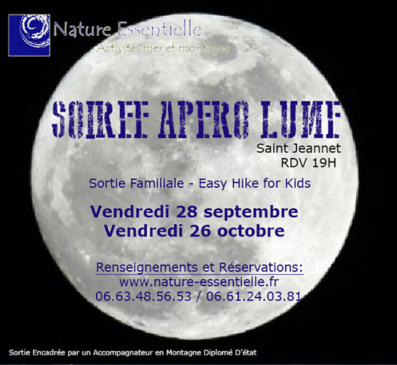 Soirée Apéro-Lune