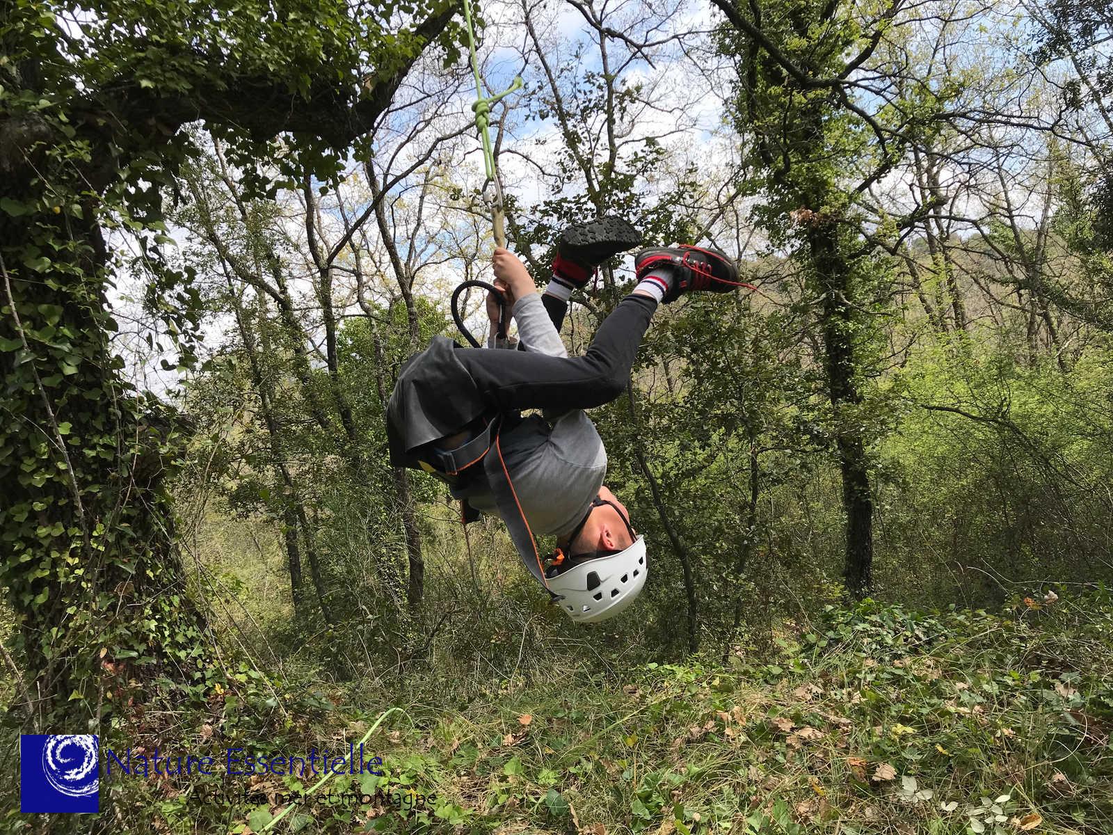 Stage Aventure 2019: du 08 au 12 Avril – La Gaude