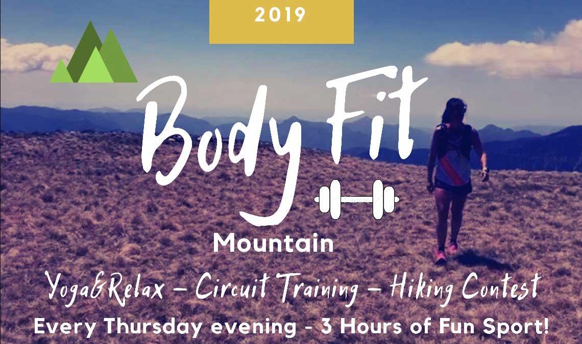 """Les Soirées """"Body FIT"""" Mountain"""